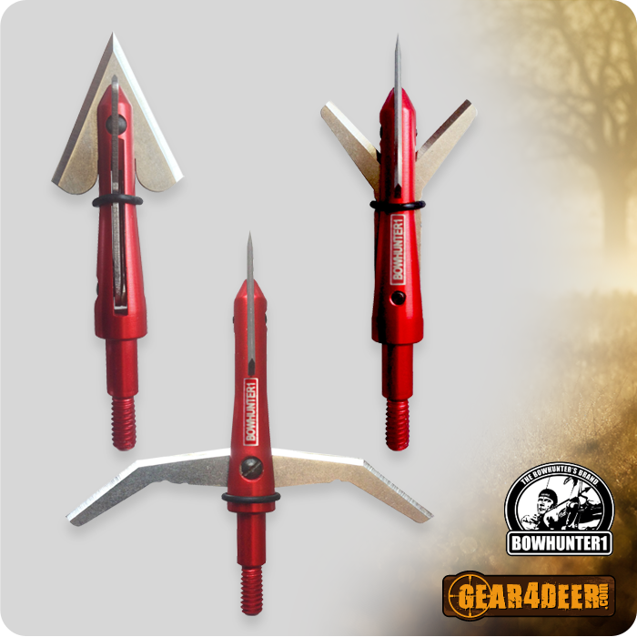 Fixpandable Broadheads from Bowhunter1