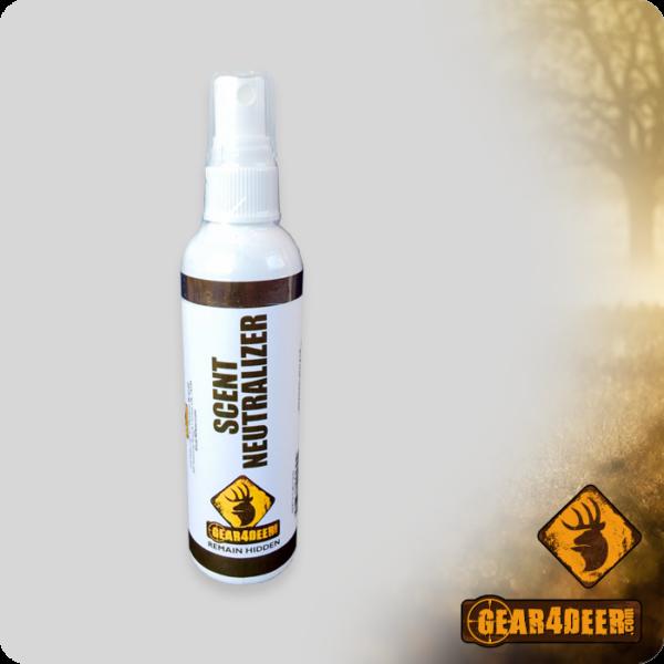 Gear4Deer Scent Neutralizer - Backpack size