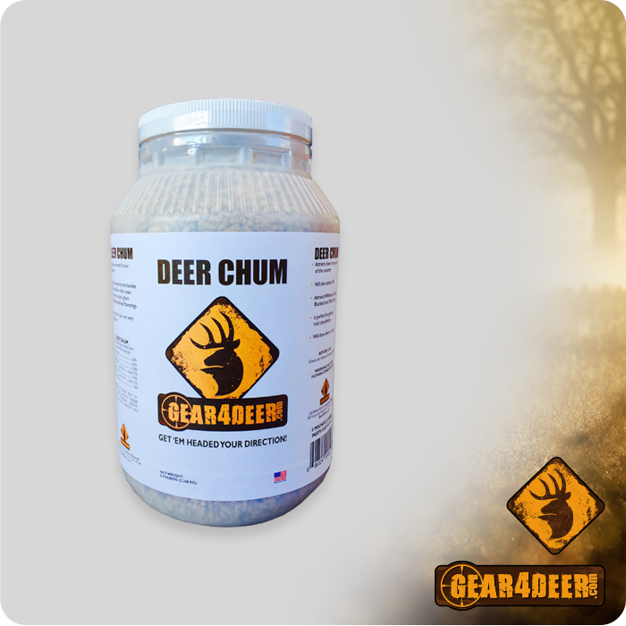 Gear4Deer Deer Chum - Deer Attractant