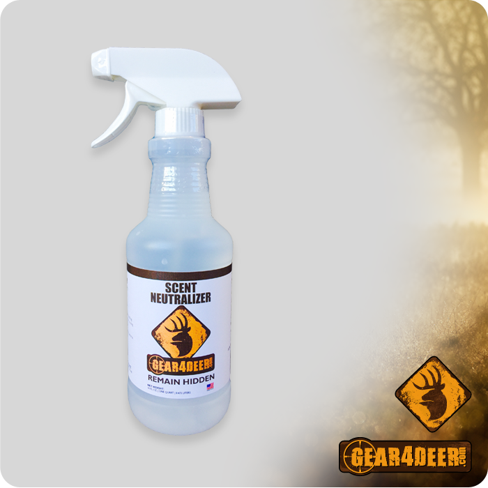 Gear4Deer Scent Neutralizer