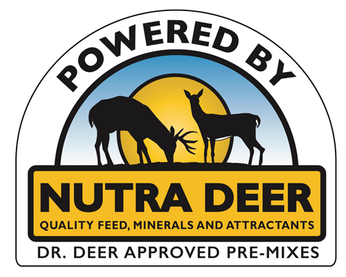 Powered by Nutra Deer